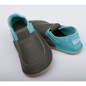 Baby Bare Shoes Outdoor – Foggy