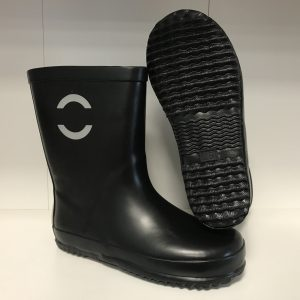 Melton Mikk-Line gumáky čierne