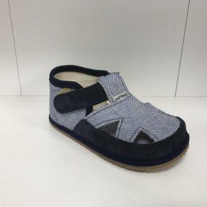 Bosé Pegres sandálky 2096 modré