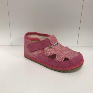 Bosé Pegres sandálky 2096 ružová