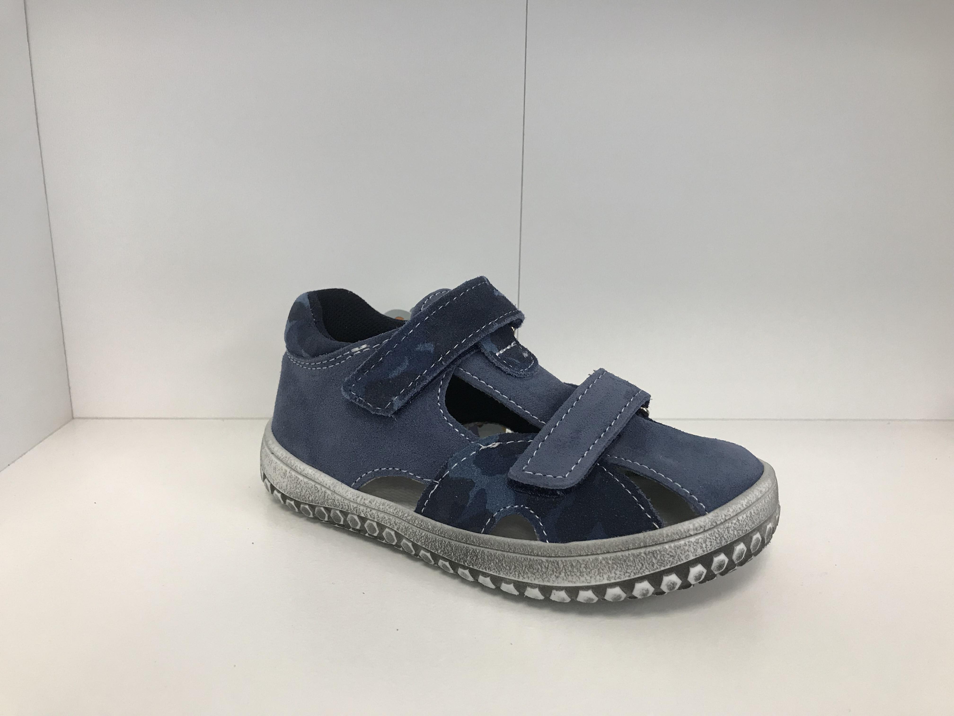 44ff9b468ad7c Jonap sandalky B8S Modrý maskáč – Nožičkovo