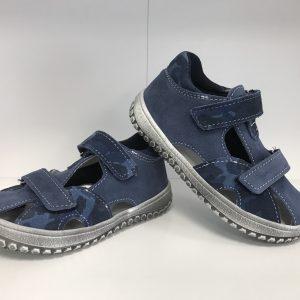 Jonap sandalky B8S Modrý maskáč