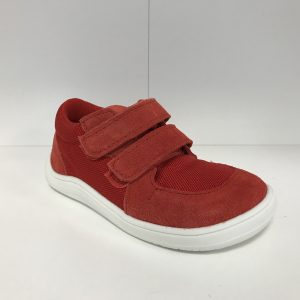 Baby Bare Shoes – Febo Sneakers – Red