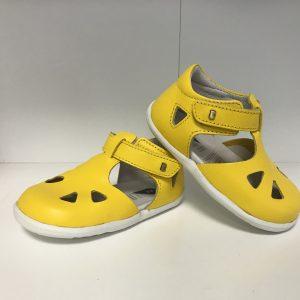 Bobux sandále Zap – Yellow, veľ.20-22