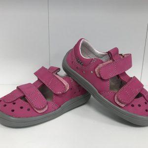 Boty Beda sandále BF 0001/SD/W REBECCA – ružové