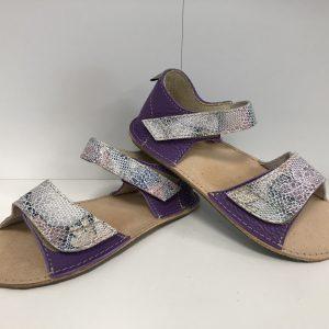 OrtoPlus sandálky Mirrisa fialové