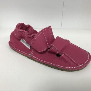 Tomar capačky letné s gumou – ružové tmavé