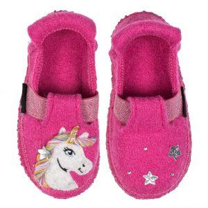 Papuče Nanga Unicorn  Himbeere