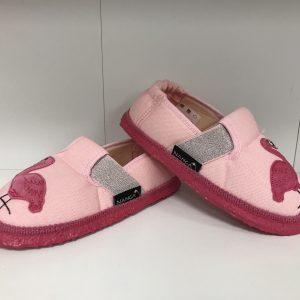 Papuče Nanga Flamingo rosa