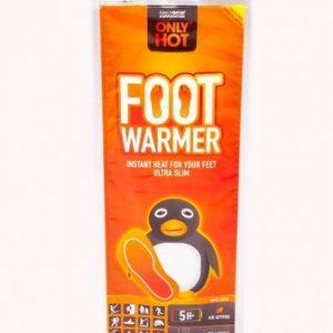 Ohrievač chodidiel – vyhrievané vložky Foot Warmer