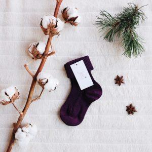 Jeej Design ponožky Baby&Kids Mulberry