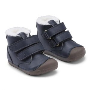 Bundgaard Petit Winter Mid Velcro Navy