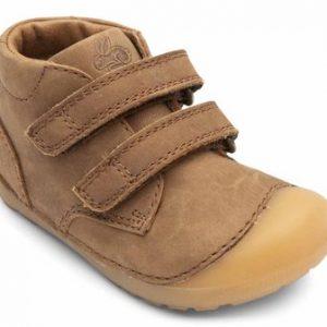 Bundgaard Petit Velcro Brown