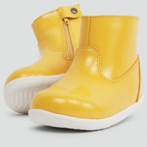 Bobux Step Up – Paddington Waterproof Boot – Yellow