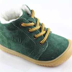 Filii Gecko 192011-W5 Velours wool Forest laces M, veľ.20-26
