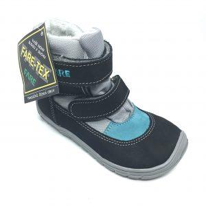 Fare Bare zateplené modro-čierne A5241201