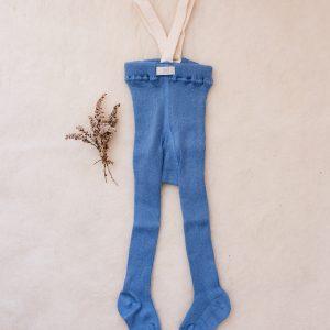 Jeej Design organic pančuchy na traky jeans