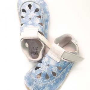 Baby Bare Shoes Snowflake – Top Stich Sandals