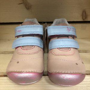 D.D. Step celoročné DPG020-018-43 Pink
