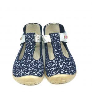 Fare Bare prvé topánky balerínky 5062202, vel.19-22