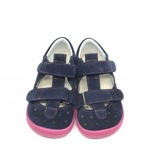 Boty Beda sandále BF 0001/SD/W Elisha – modré
