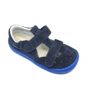 Boty Beda sandále BF 0001/SD/W Daniel – modré