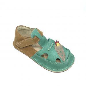 OKbarefoot sandálky Ithaka raketa