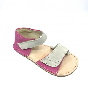 OKbarefoot sandálky Mirrisa ružové