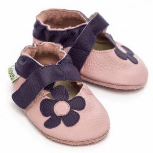 Capačky Liliputi – sandals Lilac