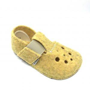 Bosé Pegres papuče BF04 žltá