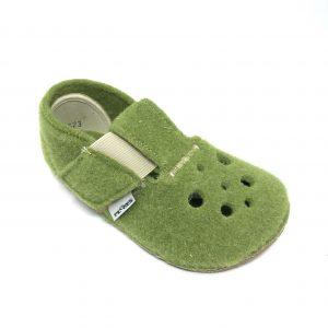 Bosé Pegres papuče BF04 zelená