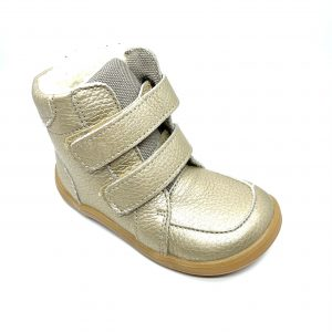Baby Bare Shoes – Febo Winter Gold