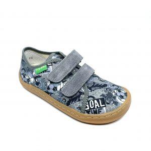 Froddo Barefoot plátenky G1700283-7 Grey
