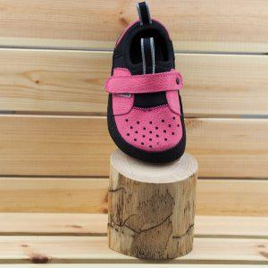 Pegres barefoot tenisky BF31 ružové