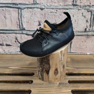 Pegres barefoot tenisky BF33 čierne