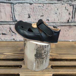 Bosé Pegres BF20 sandálky čierne, vel.22-34