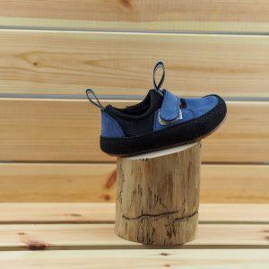 Pegres barefoot celoročky BF30 modré