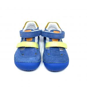 D.D. Step sandálky DJB021-070-698 Bermuda Blue