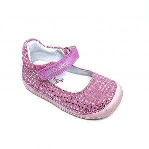 D.D. Step balerínky DJG021-070-980A Dark Pink