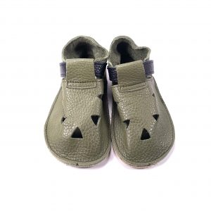 Baby Bare Shoes IO Bosco – Front Perforation Sandals