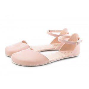 Shapen sandálky Poppy II Nude Wide