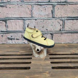 Barefoot Pegres BF52 žltá – nová podrážka